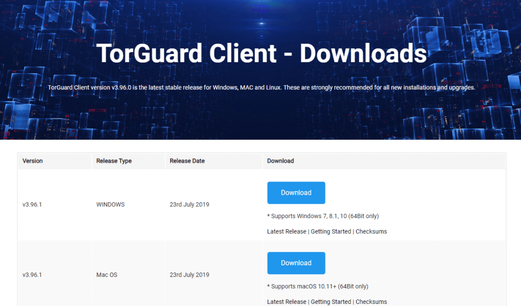 torguard download